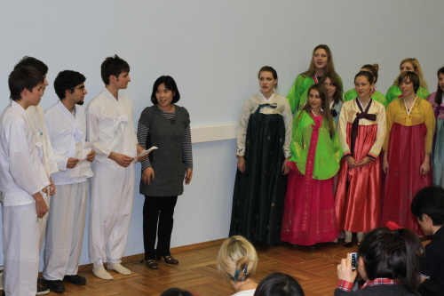 모스크바국립대 한인학생회, 초청강연