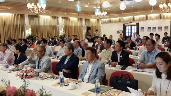 아시아 한상/한인회장대회 2016년 6월
