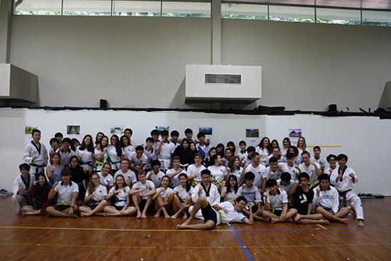싱가포르 한국국제학교, 독일 학교와 국제교류 행사 개최
